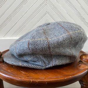 Jonathan Richard Ireland Wool Cabbie Hat